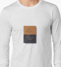 Dead Poets Society - Alternative Movie Poster Long Sleeve T-Shirt