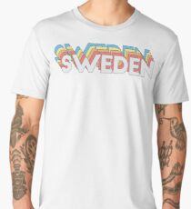 Sweden Men's Premium T-Shirt