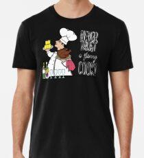 Never Trust a Skinny Cook,  Premium T-Shirt