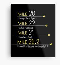Half Marathon Quotes Wall Art | Redbubble