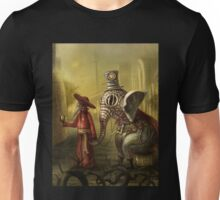 20 seconds before the attack Unisex T-Shirt