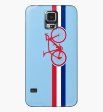 Bike Stripes British National Road Race Case/Skin for Samsung Galaxy