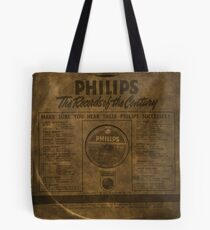 Vintage 78rpm Record Cover 8 Tote Bag