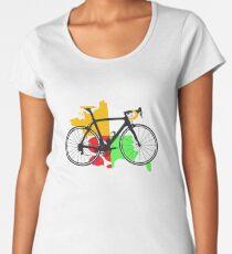 Tour de France Women's Premium T-Shirt