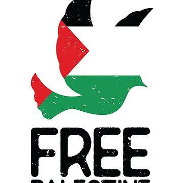 Free Palestine by Pixelofart