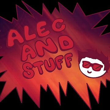 New alecandstuff Logo (Fiery Flames) by alecandstuff