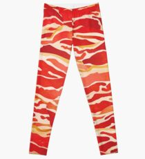 Bacon Pattern Leggings