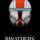 Clone Commandos - Brothers by nothinguntried