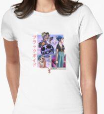 Gorilaz 2D Women's Fitted T-Shirt