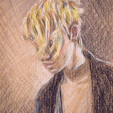 Yellow Hair by BarnabyEdwards
