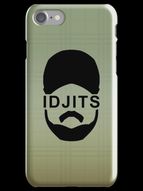 Idjits by ElocinMuse