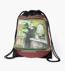 Popular Science: Marie Curie Drawstring Bag