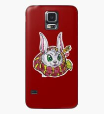 Red Wizard/Witch Bunny Case/Skin for Samsung Galaxy