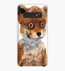 GEOFF STONED FOX TAXIDERMY MEME ADELE MORSE Case/Skin for Samsung Galaxy