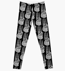 Three Finger Salute Leggings
