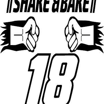 Shake and Bake #18  by JbandFKllc