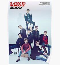 EXO LOVE SHOT Poster