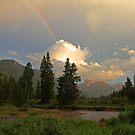 Rainbow Light by Robert C Richmond