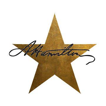 Hamilton/star by ouatisworld