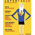 Real Life Superhero by Vishavjit Singh