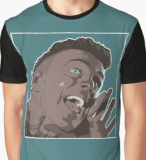 Asaf Avidan Digital Portrait Graphic T-Shirt