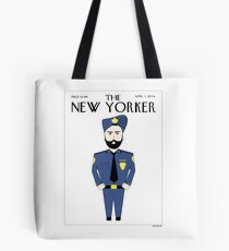 Sikh New Yorker Tote Bag