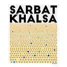 Sarbat Khalsa: Grand Gathering of Sikhs by Vishavjit Singh