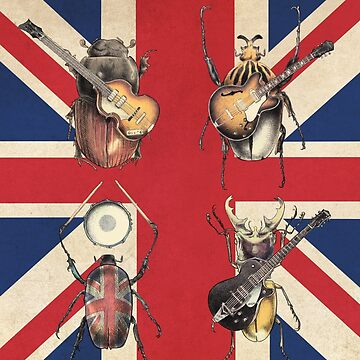 Meet the Beetles (Union Jack Option) by opifan