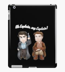 Oh Captain, My Captain! iPad Case/Skin