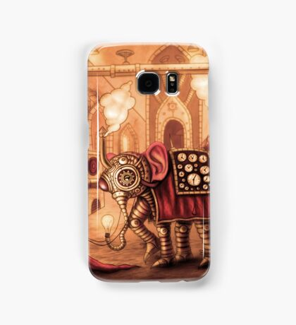 In the factory Samsung Galaxy Case/Skin