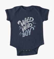Wild Wild Boy Kids Clothes