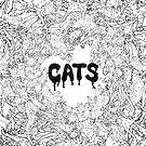 Cats by Notsniw Art