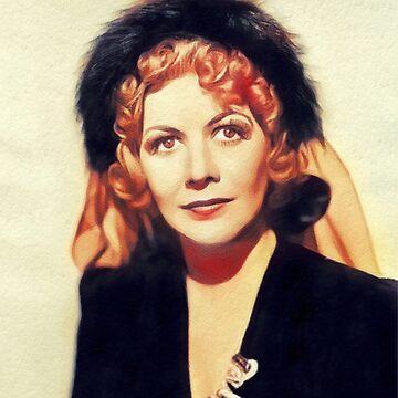 Gladys George, Vintage Actress by SerpentFilms