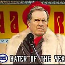 Bill Belichick - Hater of the Year by The300s
