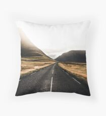Road Tripping Floor Pillow