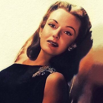 Frances Gifford, Vintage Actress by SerpentFilms