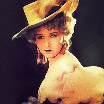 Dorothy Gish, Vintage Actress by SerpentFilms