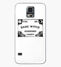 Basic Witch Ouija Board  Case/Skin for Samsung Galaxy