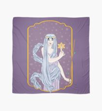 Tarot The Hermit Scarf