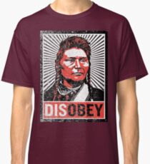 Chief Joseph Disobey Classic T-Shirt
