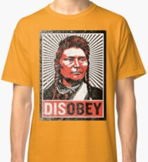 Chief Joseph Disobey Classic T-Shirt