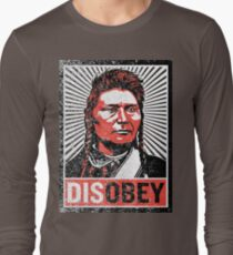 Chief Joseph Disobey Long Sleeve T-Shirt