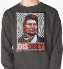 Chief Joseph Disobey Pullover