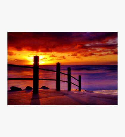 """Anglesea Morningtide"" Photographic Print"