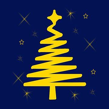 Christmas Tree by Celesten
