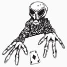 Poker Game With Death by Tom Prokop