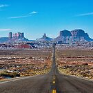 Monument Valley by Cathy Grieve
