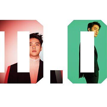 D.O EXO Love Shot by nurfzr