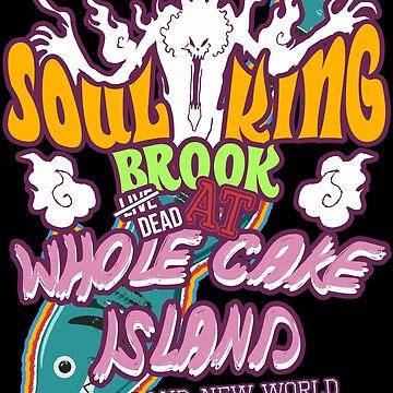 Soul King at Whole Cake Island by -Aye