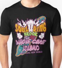 Seelenkönig bei Whole Cake Island Slim Fit T-Shirt